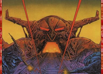 Wrap Your Brain Around This!<br/> Fuck Yeah Philippe Druillet Rules!