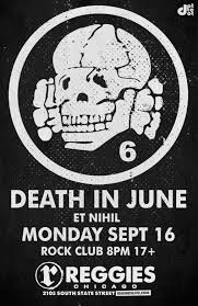 Death in June with Et Nihil in 2013