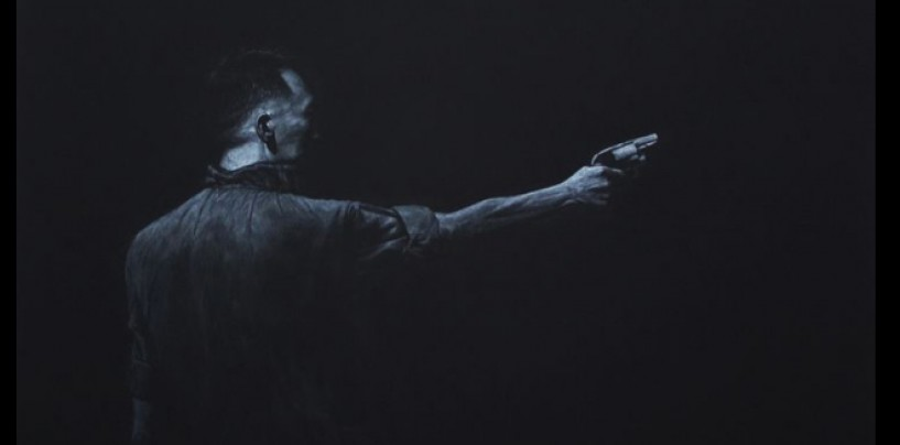 Visually Intense! <br/>KYUNG HWAN KWON <br/>Drawings On Black Paper