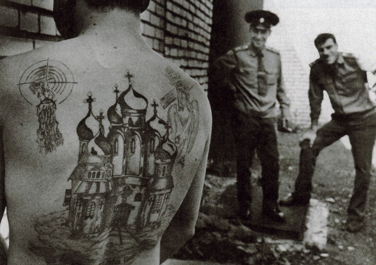 russian prison tattoos explained pics forums