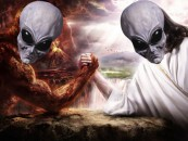 The Satan Conspiracy… <br/>Satan is an Alien!!
