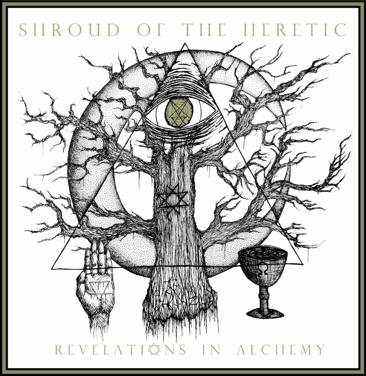 "Exclusive CVLT Nation Streaming: Shroud of the Heretic ""Chaotic"