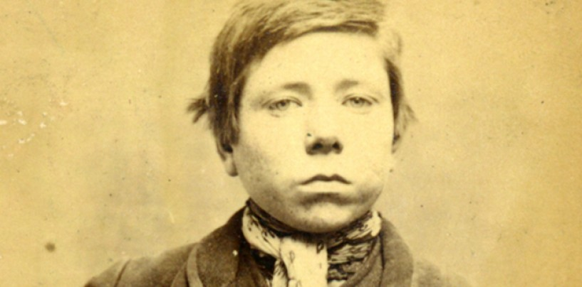 The Rich Eats It's Young!<br/>Child Mugshots of the 1870s