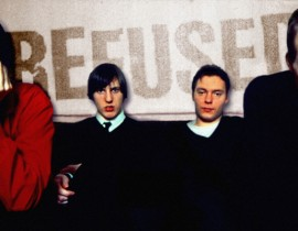 The Shape of Punk to Come&#8230; <br/>REFUSED 1998 Full Set <br/>Now Showing!