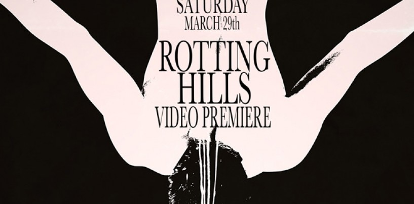ROTTING HILLS at The Rickshaw Saturday <br/>Live Video Premiere!