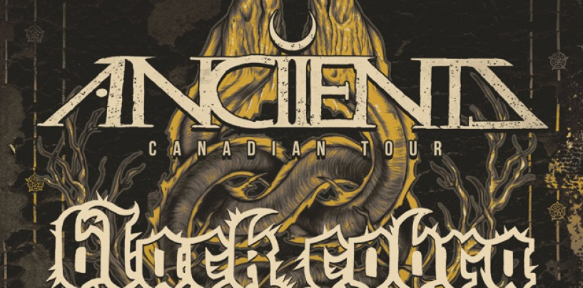 ANCIIENTS Announce Canadian Tour!