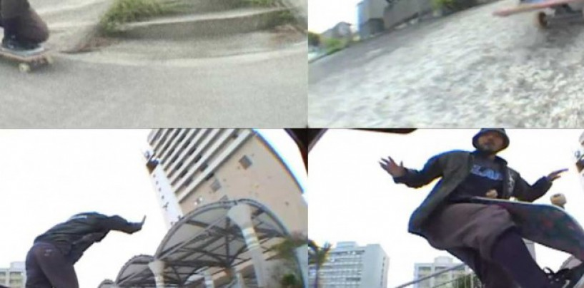 The Sickest Skate Video You Will See All Year! Gou Miyagi Goes Outer Limits