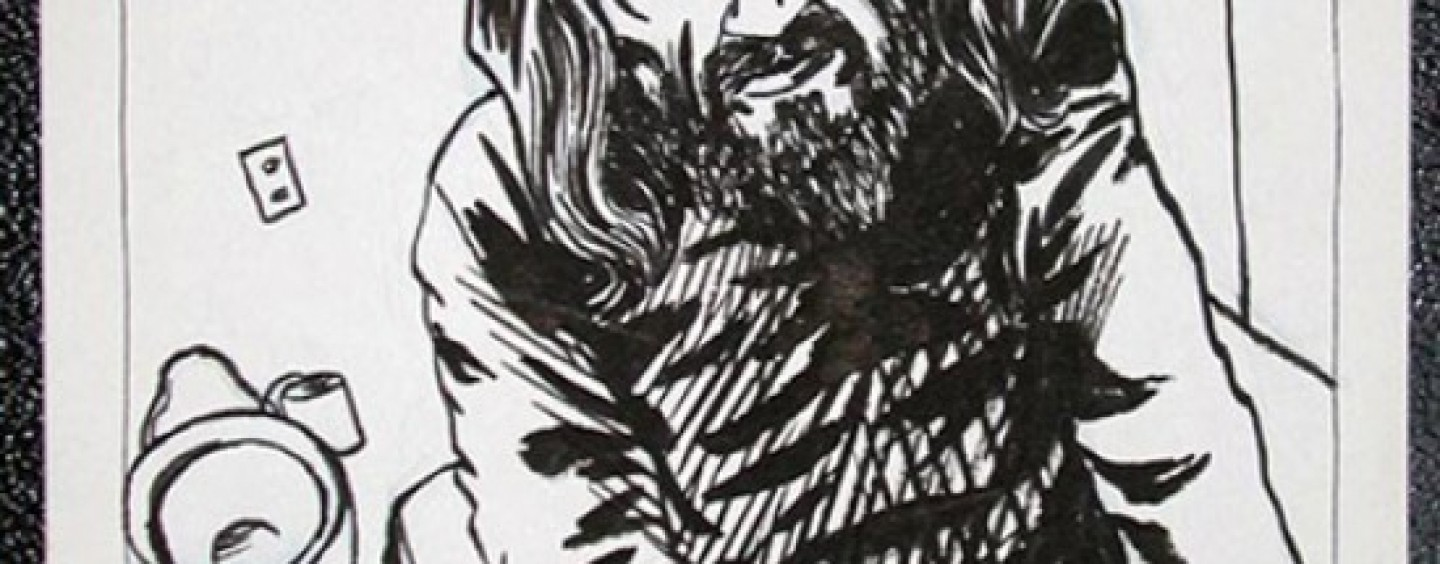 The Master of Black INK! <br/>Raymond Pettibon Art Essay!<br/>