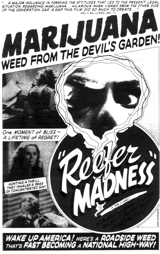 reefer madness A united nations drug enforcement body is warning international leaders to keep  marijuana illegal countries are supposed to prohibit.