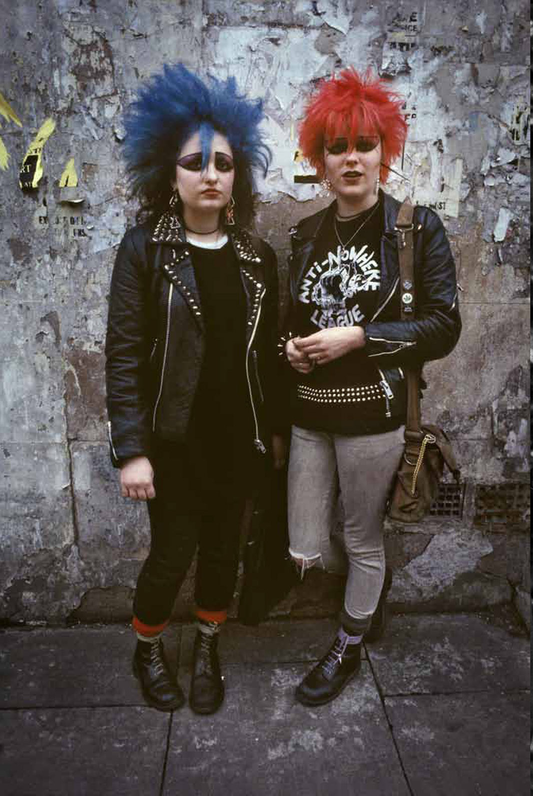 portraits of london youth culture in the 1970s and  u201980s