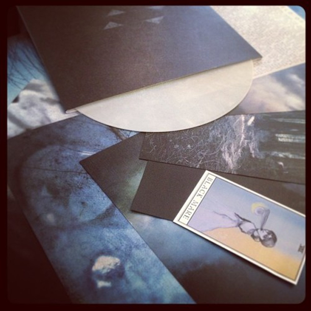 Black Mare, Field Of The Host Lp, Photo Inserts by Sera Timms