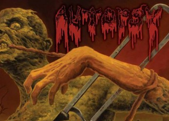 "Exclusive <br/>CVLT Nation Streaming: <br/>AUTOPSY <br/>""Teeth of the Shadow Horde"""