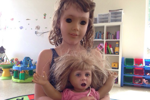 baby doll face swap 2