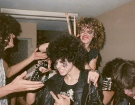 RARE! Portraits of…<br/>SEPULTURA &#038; Krew From The 80&#8242;s