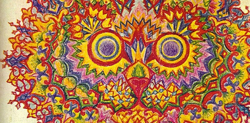Louis Wain… The Schizophrenic Cat Man