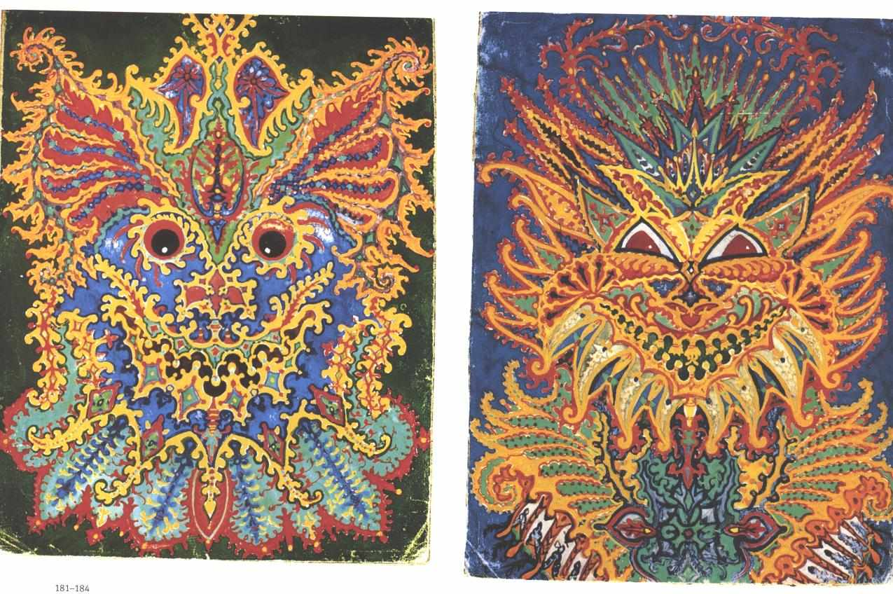 louis wain u2026 the schizophrenic cat man