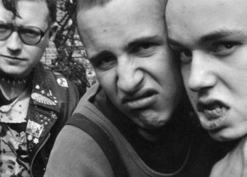 Portraits of… <br/>German Punk Culture <br/>From The '80s