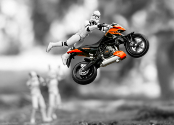 Star Wars Miniatures Living Life to the Fullest! <br/>Zahir Batin Photo Essay