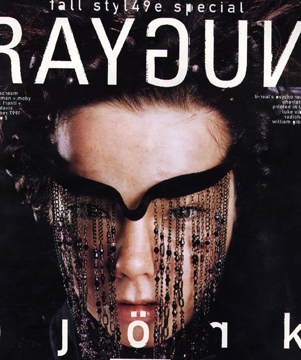 Cover of RayGun 06