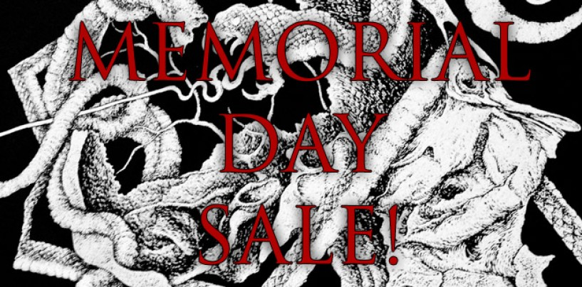 Memorial Day Weekend Sale! <br/>40% Off in the CVLT Nation Store