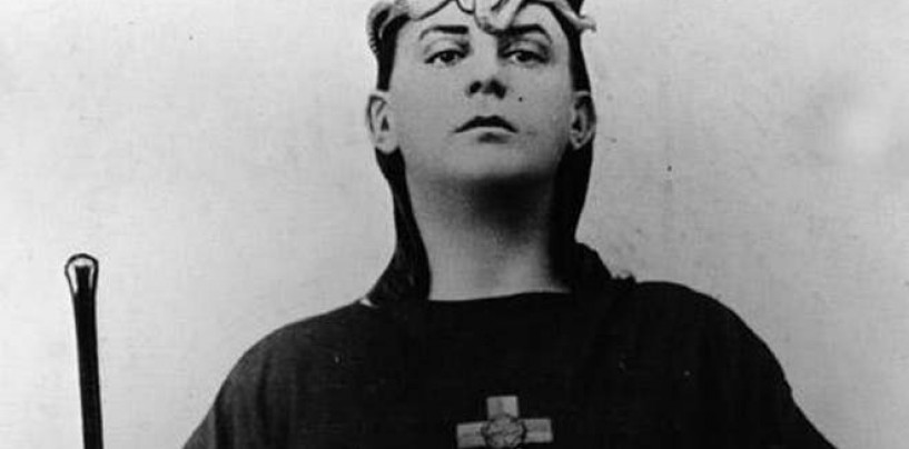 Aleister Crowley's <br/>Early Gay Verse Comes to Light