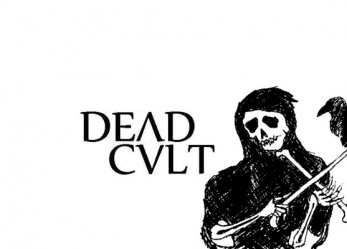 "The Best Anarcho/Post Punk Song… <br/>You Will Hear Today! <br/>Dead Cult's: ""Ghosts Still Dance"