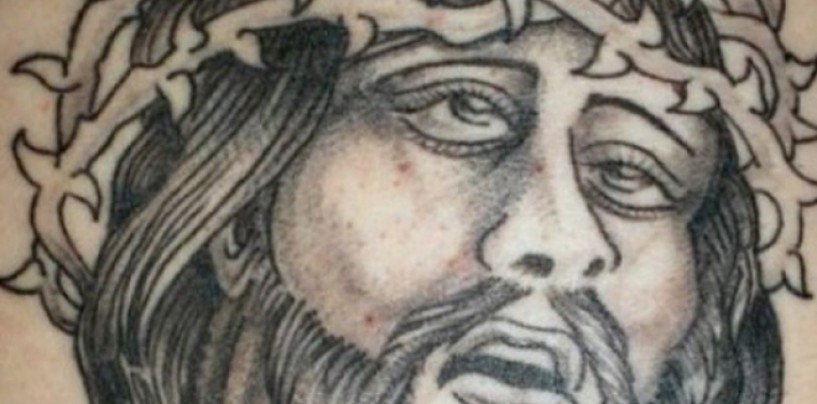 Jesus Fucking Christ! <br/>Bad Tattoos Part IV