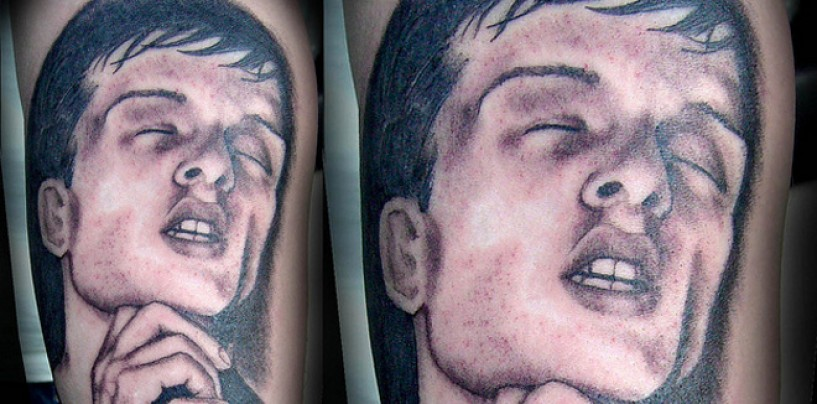 JOY DIVISION <br/>Tattoos Reign Supreme!