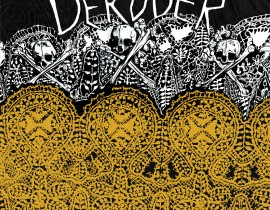 Epic Post-Punk/Anarcho-Goth <br/>Dekoder&#8217;s &#8220;Flowers to Blossom&#8221; LP &#8211; Review and Streaming