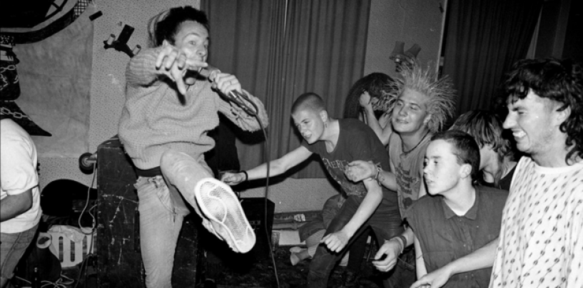 Portraits of… <br/>English Punk Culture From <br/>The 80′s & 90′s