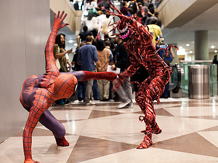 spiderman-carnage-cosplay