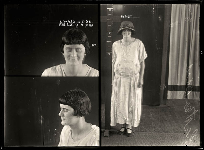 Vintage Faces Of Crime! Women's Mugshots from the 1920s | CVLT Nation