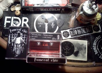 Funeral Chic s/t  <br/>Review-Footage-Stream