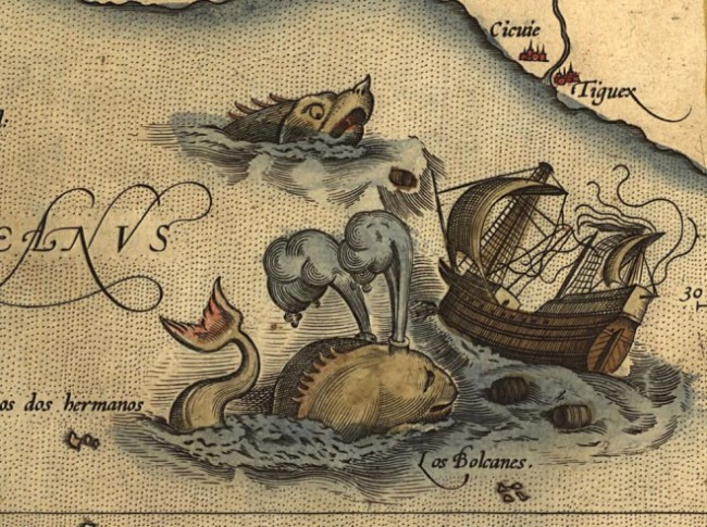 6-Ortelius-India-LOC-1570-sea-monsters-attacking-ship-detail-660x493