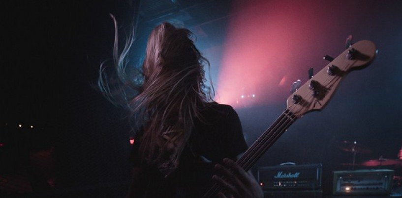 Anciients // Black Wizard Tour Kickoff Photo Essay