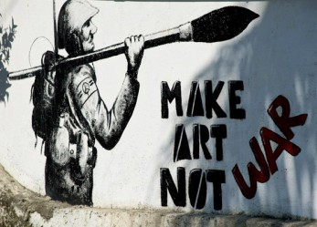Street Art & Graffiti… <br/>As Weapons Of Mass Protest!