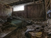 A Real Life Post-Apocalyptic Wasteland… <br/>Chernobyl Photos by Michael Day