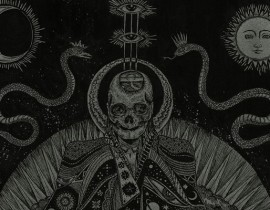 Inhuman Heaviness: FÓRN <br/>The Departure of Consciousness <br/>Review + Stream