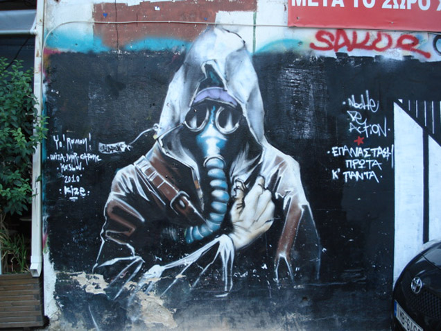 street art  u0026 graffiti u2026 as weapons of mass protest