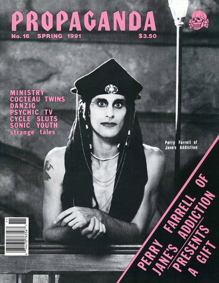CVLT Nation Salutes The Best Goth Magazine Ever Made