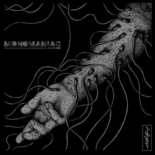 MONOMANIAC_Cover and backcover
