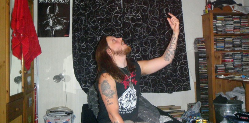 "A FIST IN THE FACE OF GOD Presents: <br/>""Out of Our Own Orientation"" by DJ FENRIZ"