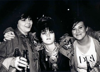 Portraits of…<br/>Houston Texas Punk Culture From The 80′s