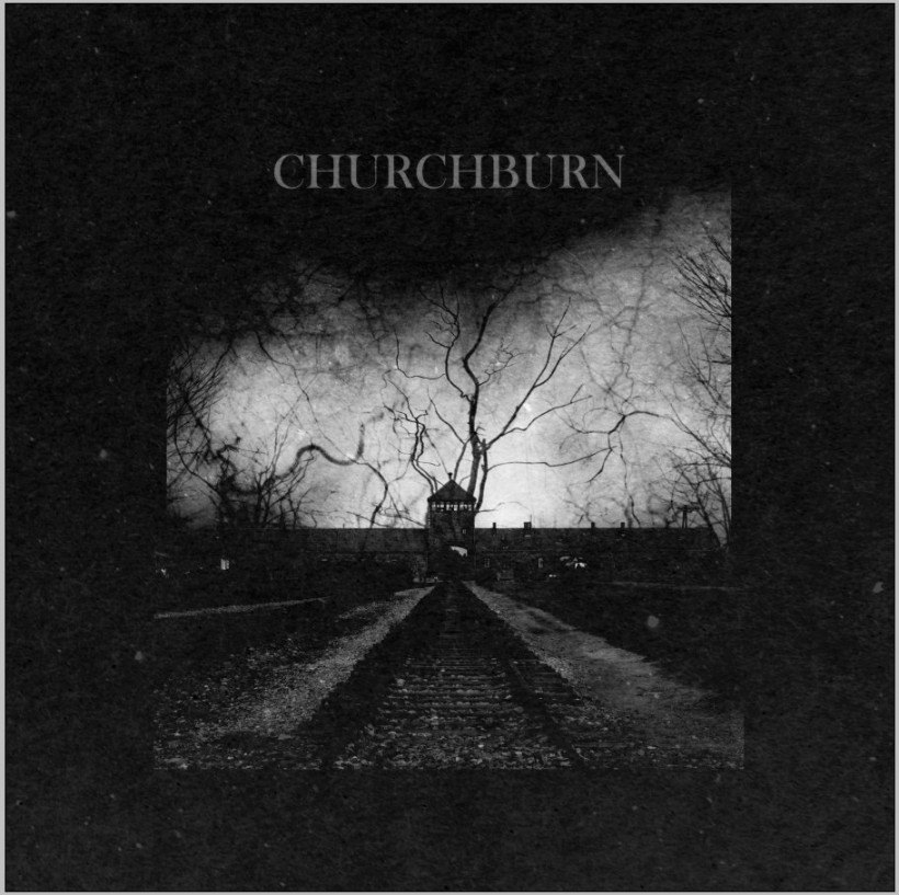 Churchburn EP cover(not Final)