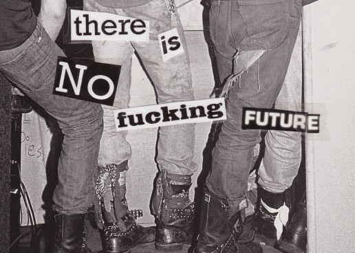 Ghettoblasters and Switchblades presents:  <br/>THERE IS NO FUCKING FUTURE 80's Hardcore Mixtape!