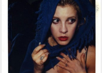 Belladonna!<br/>Vintage Polaroid Selfies of Stevie Nicks