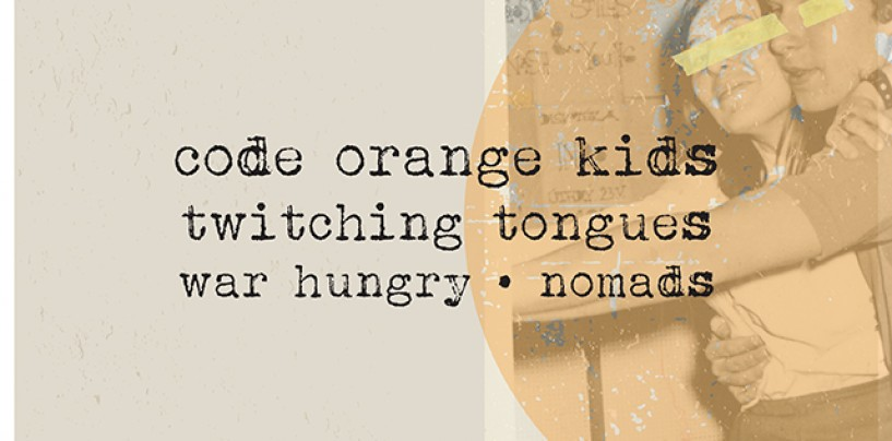 CODE ORANGE Ticket Giveaway!