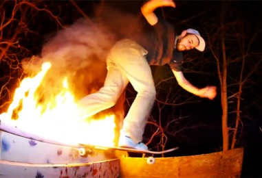 What The Fuck!…<br/>Insane Skateboarding Tricks Now Showing!