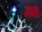 "Suffocating Weirdness – CARDINAL WYRM – ""Black Hole Gods"" Review + Stream"