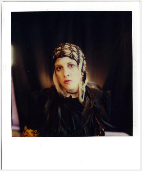 belladonna vintage polaroid selfies of stevie nicks